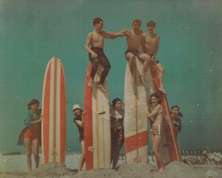 Soul Surfing: Long Beach Island