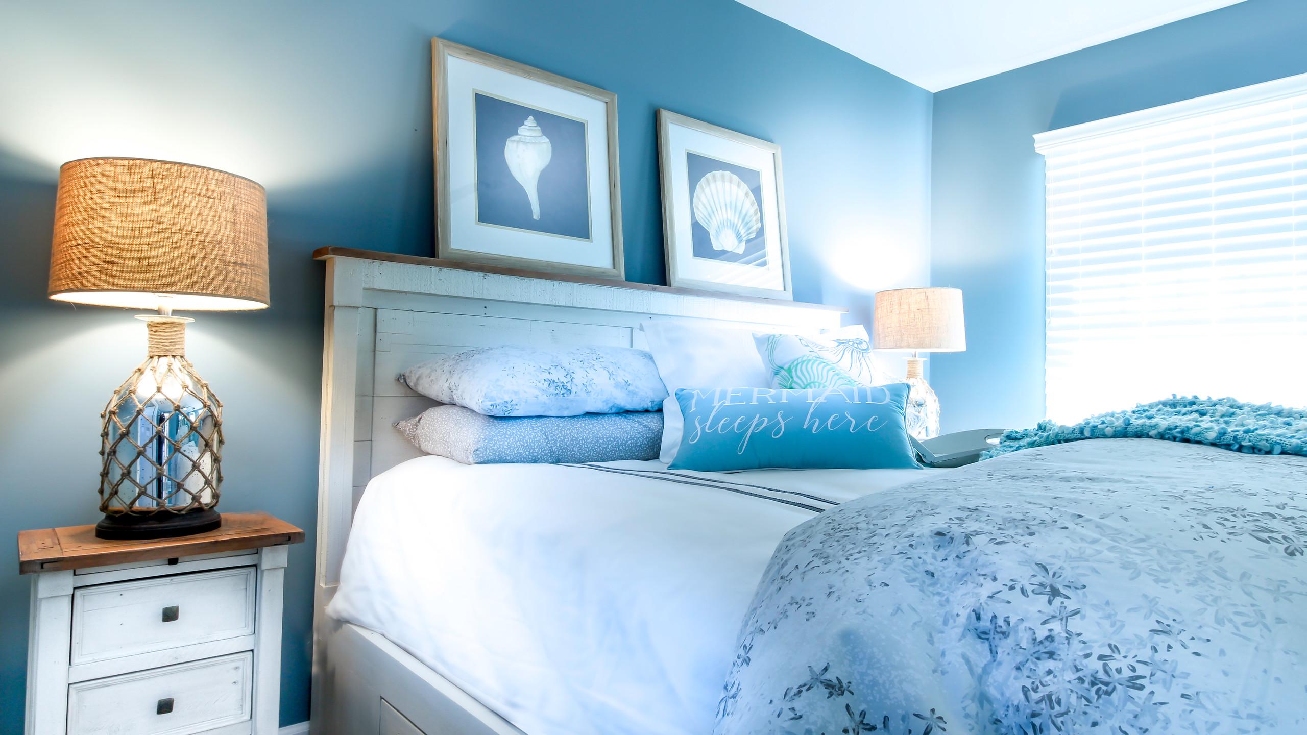 Master Bedroom Side Angle