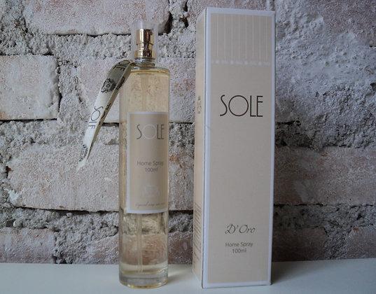 Home Spray D'Oro Fiori & Foglie