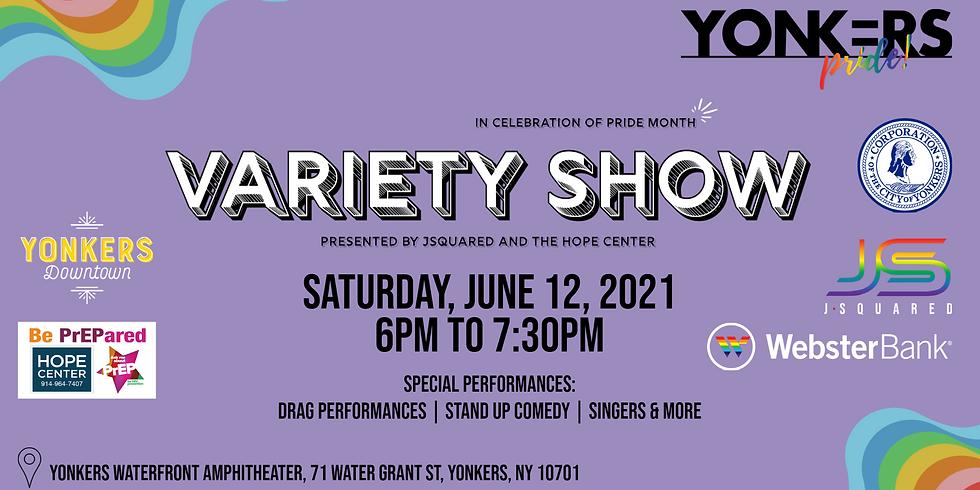 Yonkers Pride Variety Show