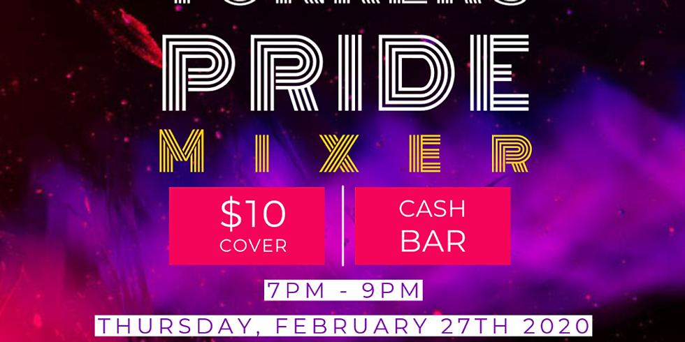 Pride Social Mixer 1