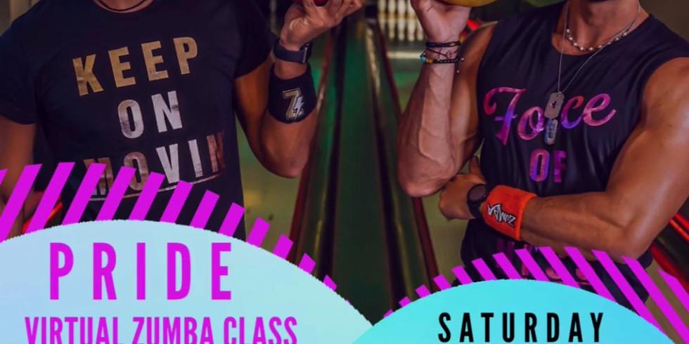 Zumba Pride Fitness!