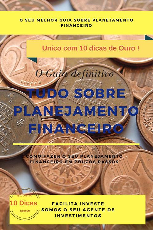 E-Book - Planejamento Financeiro