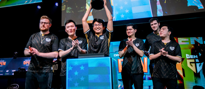Gen.G Allows CSGO Roster To Seek Offers for 2021