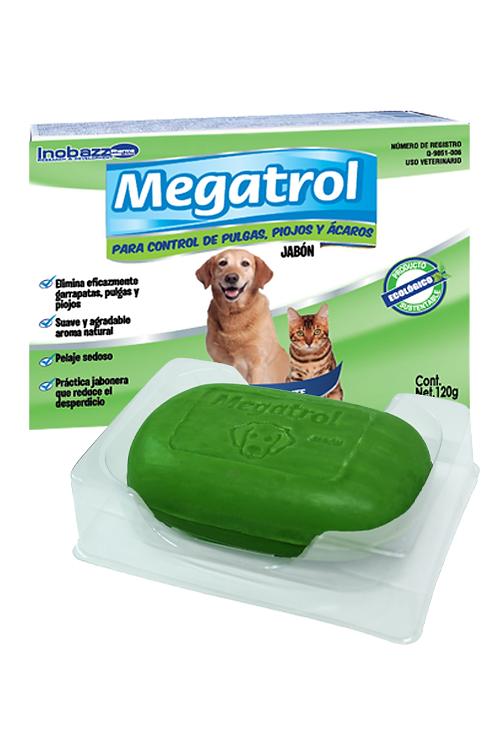 Megatrol Jabón 120 g
