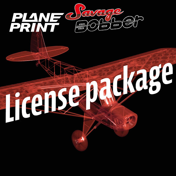 SAVAGE BOBBER License package