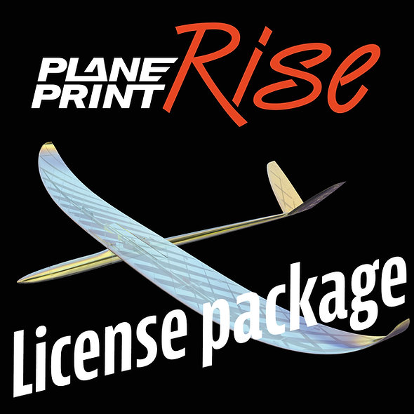RISE + UPGRADE KIT License package