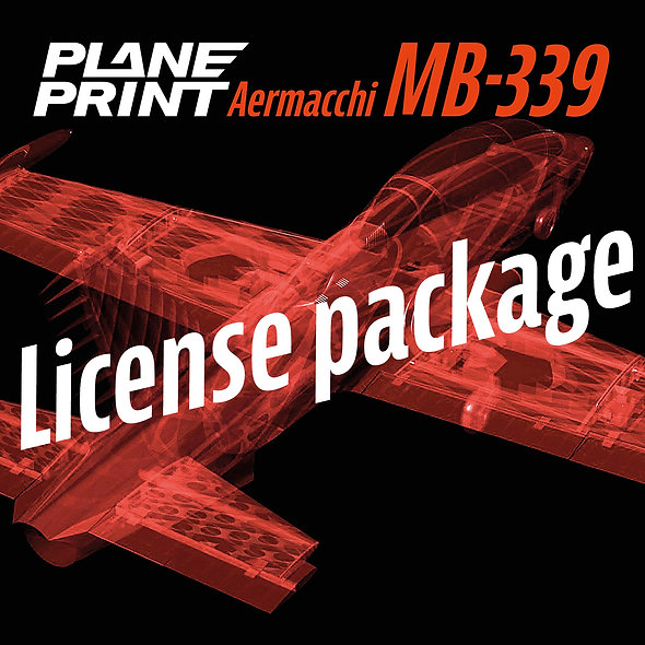 MB339 License package
