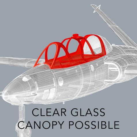 Planeprint Fouga Magister features