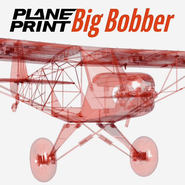 BIG BOBBER STL-FILES