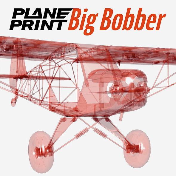 BIG BOBBER STL-FILES
