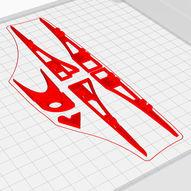 eagle-Tail hinge-profile1.stl