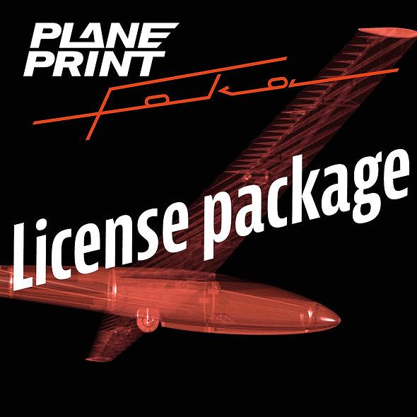 FOKA 4 License package