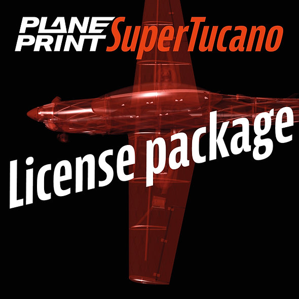 SUPER TUCANO License package
