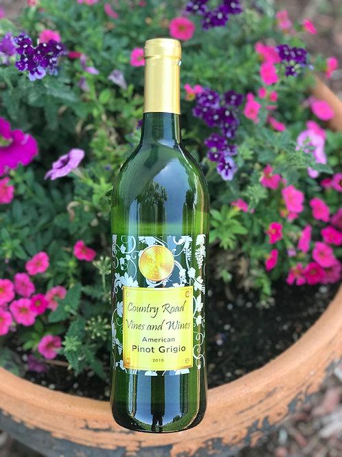 Classic White: Pinot Grigio