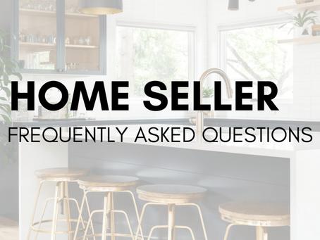 Seller's FAQ's