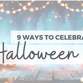 9 Ways to Celebrate Halloween Amid COVID