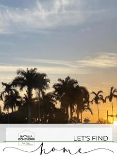 Natalia Echeverri Weston, Florida Real Estate