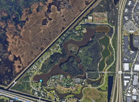 Have you heard about Markham Park?