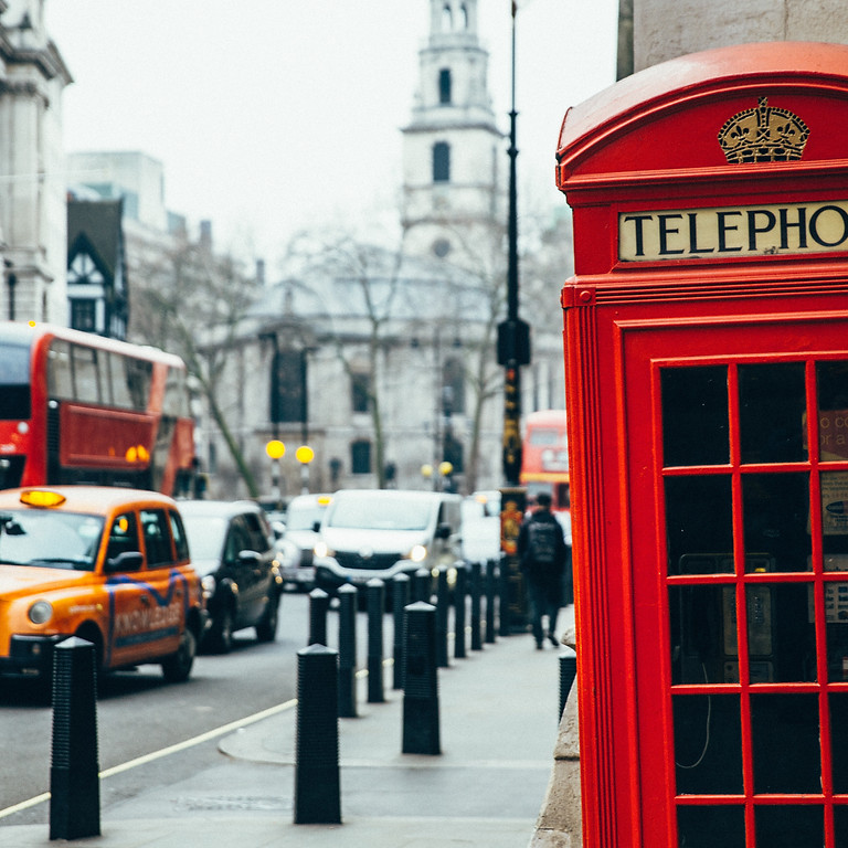 See London See Paris