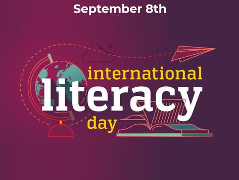 September is Basic Education & Literacy Month