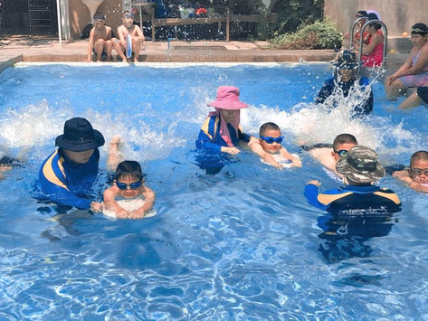 Children's Water Safety Program 2021-22 Fully Funded