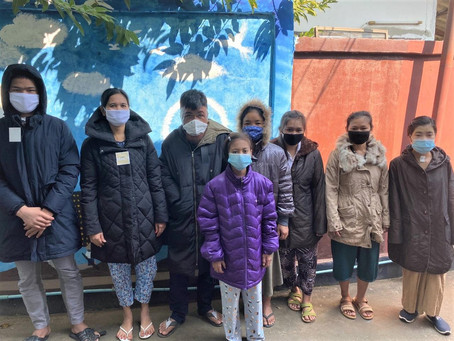 New Year Update from the B.K. Kee Patient House