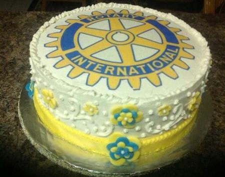 Rotary International's 116th Birthday on February 23rd
