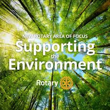 Supporting the Environment Becomes the 7th Area of Focus