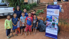 Winter Clothing Donations Reach 8 Communities in 3 Northern Thai Provinces