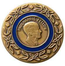 About The Rotary Foundation and Paul Harris Fellow Recognition