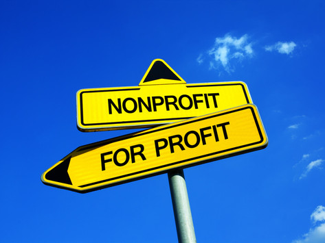 3 Reasons Why Non-profits Cannot Operate Like Businesses