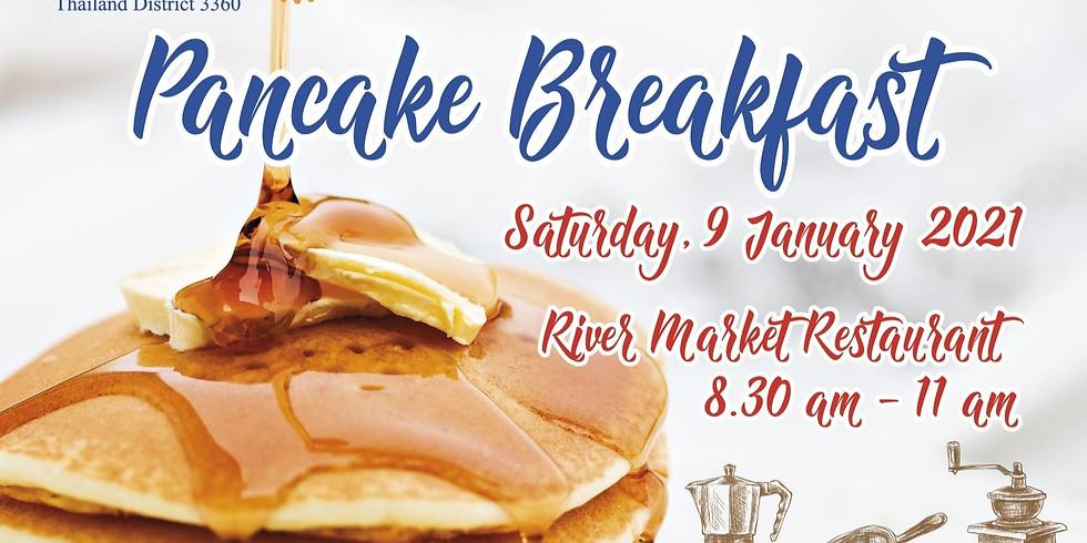 Charity Pancake Breakfast by CMIRC