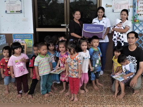 A New CMIRC Project - Mother/Child Health