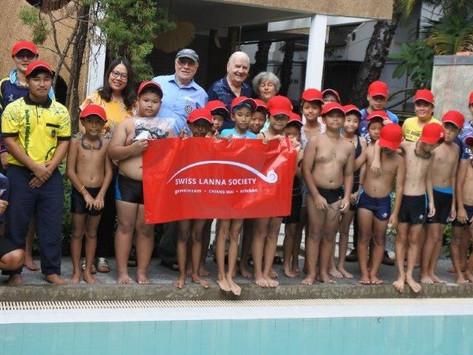 Children's Water Safety & Drowning Prevention Program in September