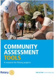 Mandatory Community Needs Assessment for Rotary Foundation Global Grant Projects