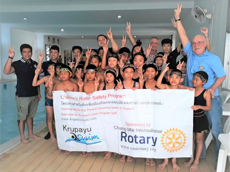 Water Safety Program on Holiday
