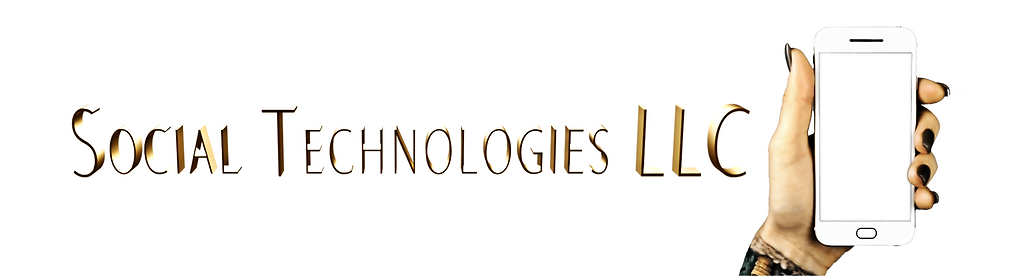 Social Technologies LLC Logo mobile phone