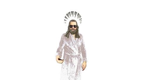 Social Media Jesus