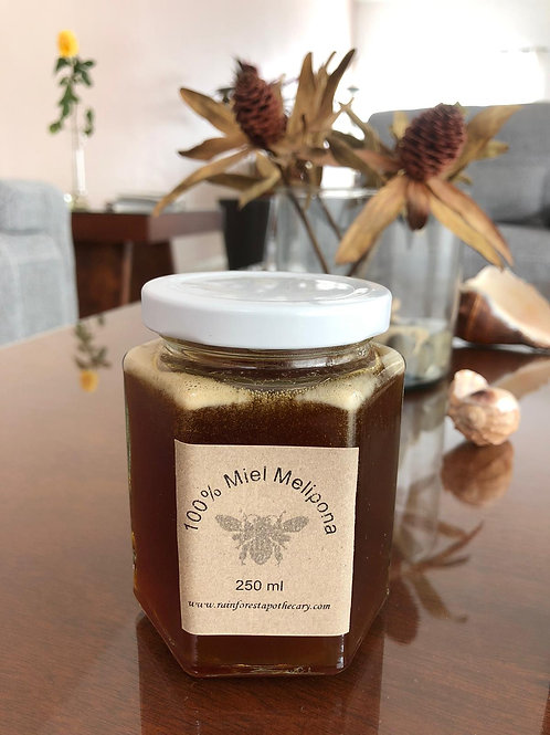 100% Miel Melipona/Melipona Honey  250ml