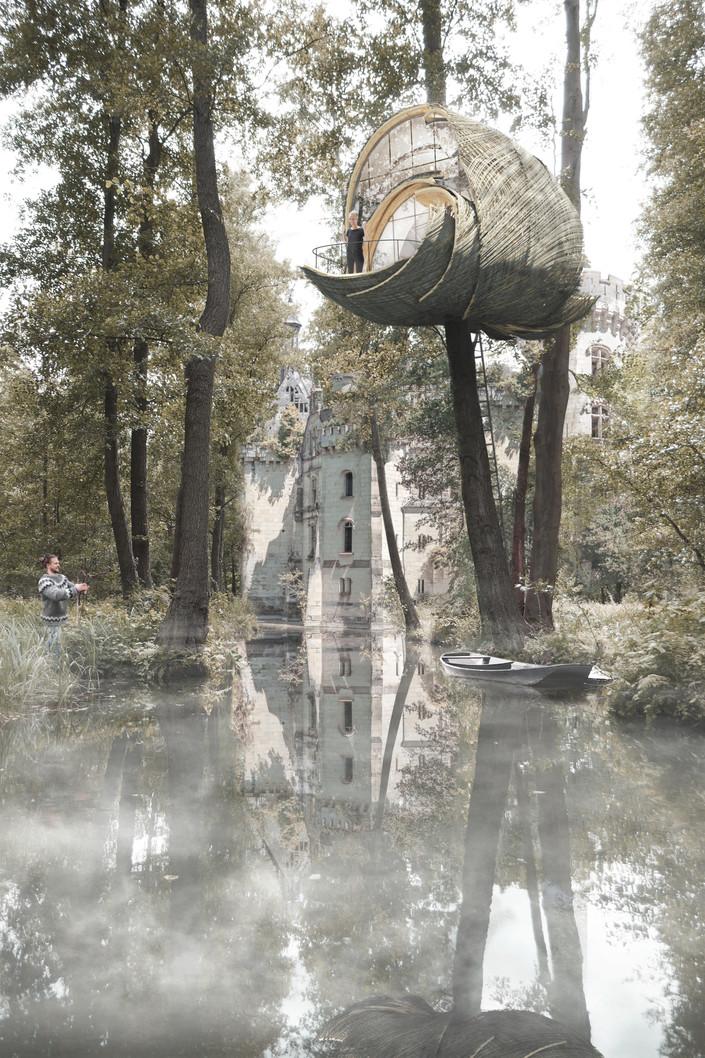 Treehouse Module | © Christian Baumgarten