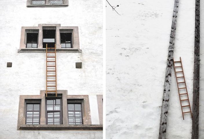 Leiter an Leiter | © Christian Baumgarten