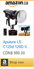 Apature C120d - Video Light