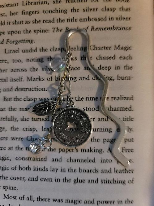 Make a Wish Charm Bookmark
