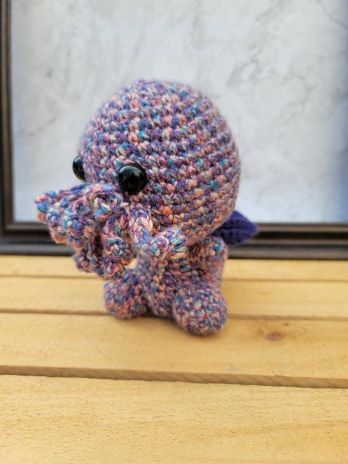 Cute Cthulhu Toy