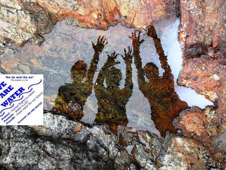 Aupouri water concerns flow