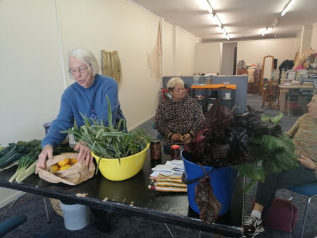 Te Hiku Cropswap - Local initiative gaining ground