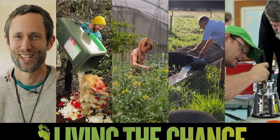 Living the Change - expo and movie night