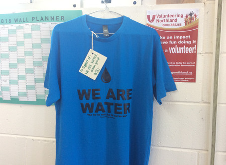 We Are Water – speaking out