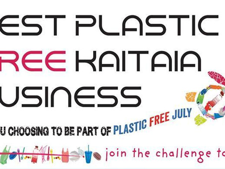 Just the (plastic free) business!